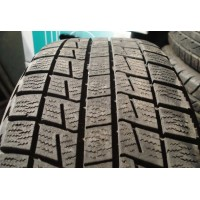 №395. Зимний комплект Bridgestone 215/60R17 (липучки, Япония)