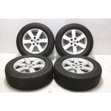 "№469. Зимний комплект на 16"" Nissan + Pirelli 215/65R6 (бронь, Челябинск)"