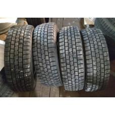 """№481. Комплект резины на 15"""" Dunlop 195/75R15 (Япония)"""