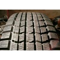 №252. Японский, зимний комплект Dunlop 215/65/R16 (Липучки, износ 5%)