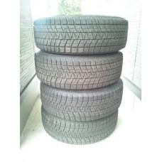 №253. Зимний комплект Bridgestone Blizzak DM-V1 215/65/R16 (липучки)