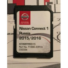 Nissan Connect 1. Россия и Украина. KE28899RSD15