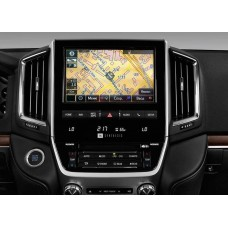 Lexus Premium 13MM Navigation SD Card  2017-2018 v1, microSD LC200