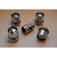 Секретки  М12*1,5, гайки с прессшайбой (хром) под штатное литье (46650)