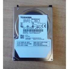Автомобильный жёсткий диск для штатной навигации. Toshiba 80Gb